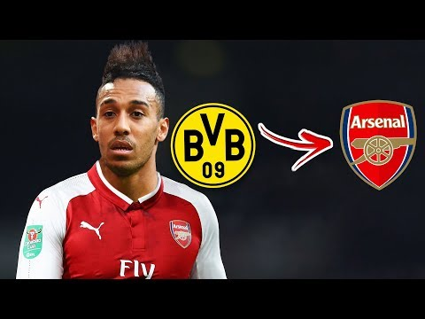 AUBAMEYANG TO ARSENAL CONFIRMED & MORE TRANSFERS!!