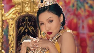 MAMAMOO Hwasa ft. Dua Lipa - Physical MV (fanedit)