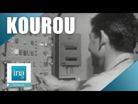 1968 : Lancement de la première fusée à Kourou   Archive Ina