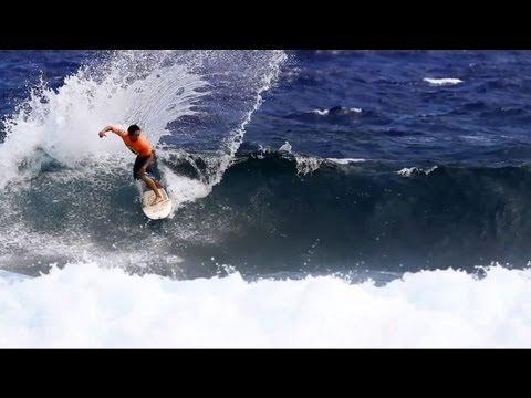 Big Island Surf Report Pohoiki