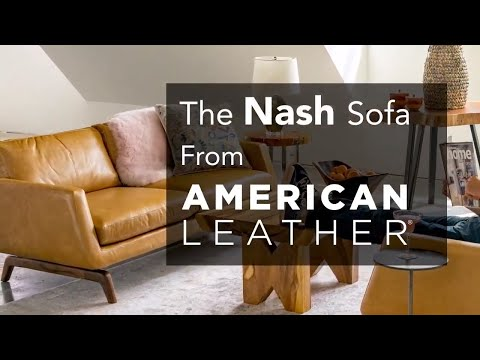 American Leather Nash Sofa Review (Design, Cost, Features, Benefits)