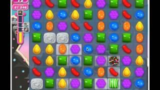 Candy Crush Saga Level 100 - 2 Stars No Boosters