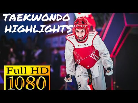 Wuxi 2017 WORLD TAEKWONDO GRANDSLAM 2017 highlights .