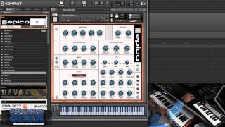 Zero-G Epica synth library review - SoundsAndGear