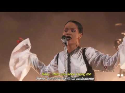 Rihanna - Love On The Brain (Sub Español...
