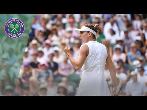 Match Point: Simona Halep vs Elina Svitolina Wimbledon 2019 semi-finals