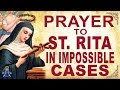 🙏 Prayer to Saint Rita in impossible cases - Very Powerful 🙏