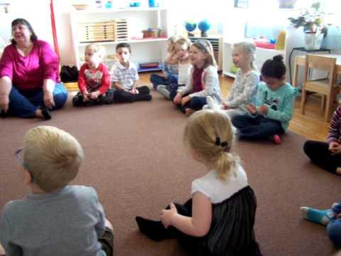 The Rattlin' Bog (Irish folk song) at Sweetwater Montessori School