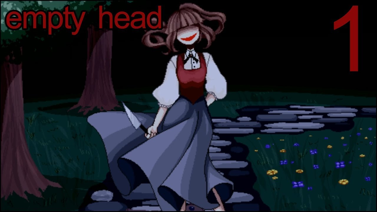 Empty Head (RPG Maker Horror) - Part 1 | Flare Let's Play | Scary Dad meets  Scary Ghosts