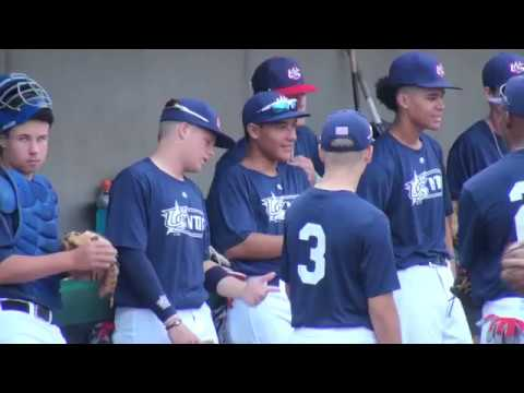 2017 USA Baseball NTIS (16u) Game 1 - Team Capital vs. Team SoCal