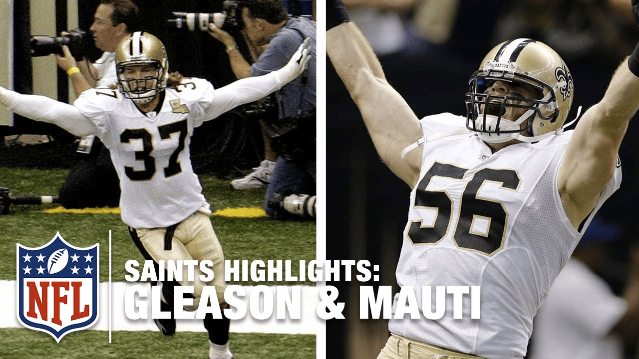 Saints Recreate Gleason's Magical Blocked Punt from 2006 ...