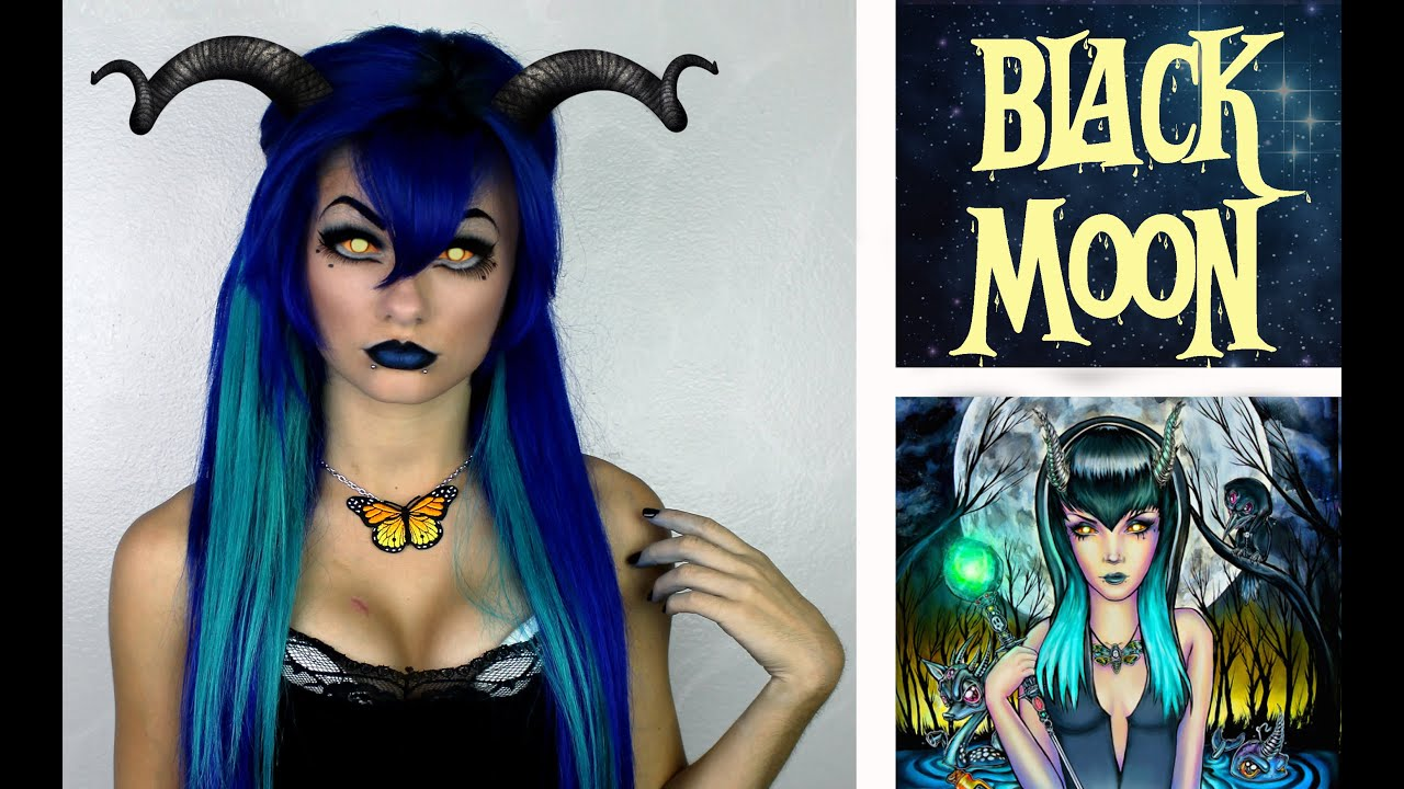 GHOST TOWN BLACK MOON COSPLAY HeyThereImShannon YouTube