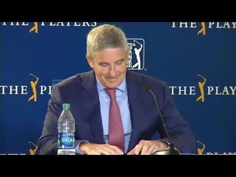 UNCUT: PGA Chairman Jay Monahan