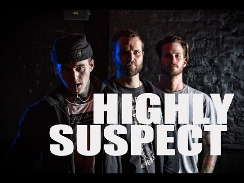Highly Suspect Interview - UNION magazine Edition #3.