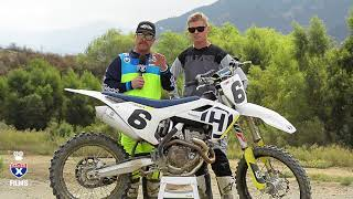 Husqvarna recently launched their 2018 350 model. While this machin...