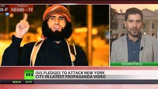 ISIS release video threatening New York City, Washington, DC