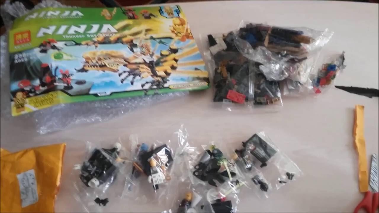 Ninjago Lego Aliexpress 2 Youtube
