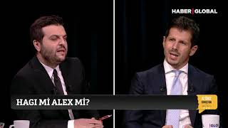 Hagi Mi Daha Büyük Futbolcu Alex mi? Emre Belözoğlu'dan Net Yanıt!