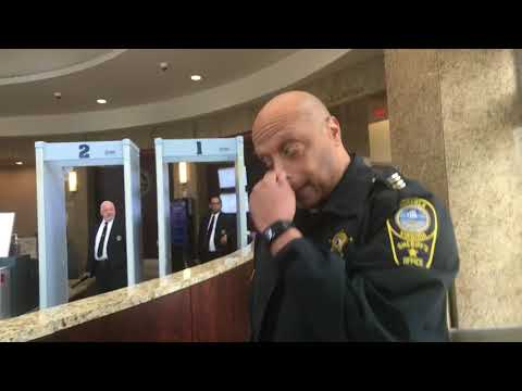 Arrested for filming first amendment audit fail TYRANNY