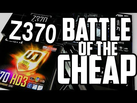 Z370 - BATTLE of the CHEAP (en)