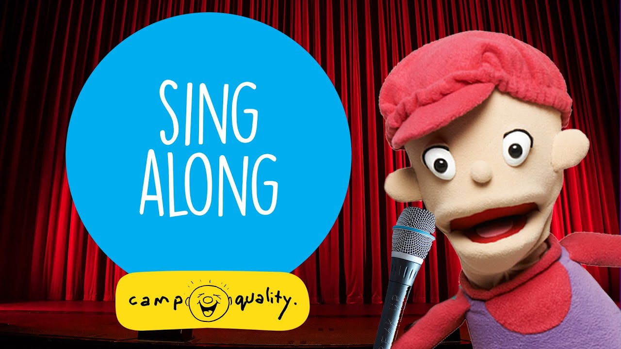 Singalong For Kids - With Xavier And Kylie The Camp Quality Puppet