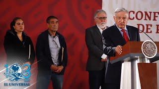 Rechaza AMLO que detención de Naasón Joaquín García afecte a su gobierno