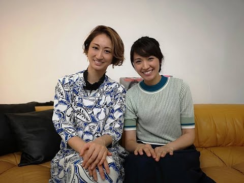 SPECIAL CROSS TALK WITH 浅尾美和(from Ms.OOJA 「Stories」)