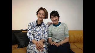 SPECIAL CROSS TALK WITH 浅尾美和(from Ms.OOJA 「Stories」) 浅尾美和 検索動画 2