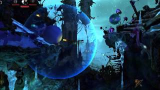 Trine 2 DLC Expansion Goblin Menace Level 4 All Experiences and Secrets (Paintings and Poems)