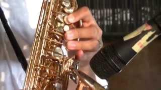 Si no te hubieras ido - Cover Saxofón - Cristhian Arroyave
