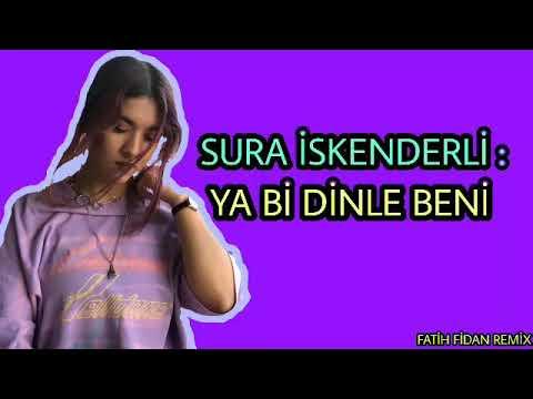 Sura İskenderli - Sevme (TRT Genç Sahne)
