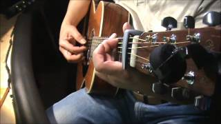 angel- vocal harmony acoustic guitar chords-cover-sarah mclachlan