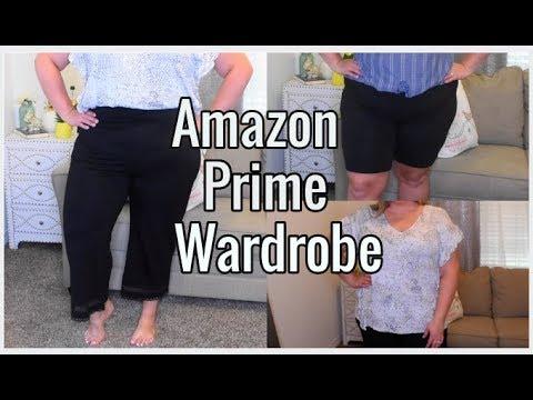 TAKE 2: AMAZON PRIME WARDROBE (PLUS) | Taren Denise thumbnail