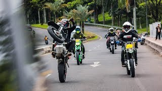 Supermoto is FUN | Prostreet Indonesia ft. Byhun, ID9 and friends