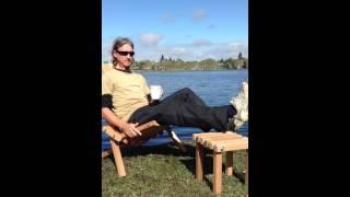 Cedar Magic Table/foot Stool