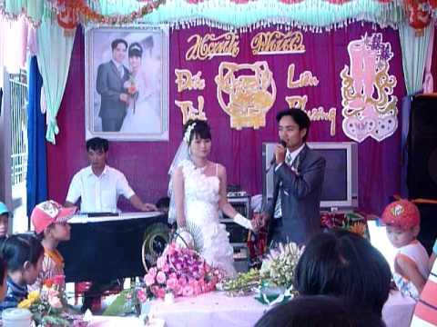 Chan tinh - Dam cuoi Phuong Tinh - Dam cuoi Tinh Phuong - Vietnamese wedding