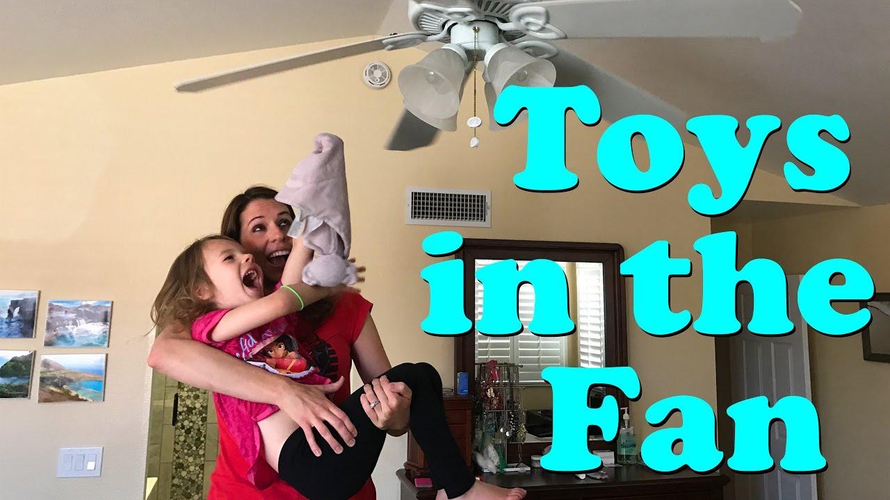 blanket stuck in ceiling fan kids ava alex baby adam spray hose