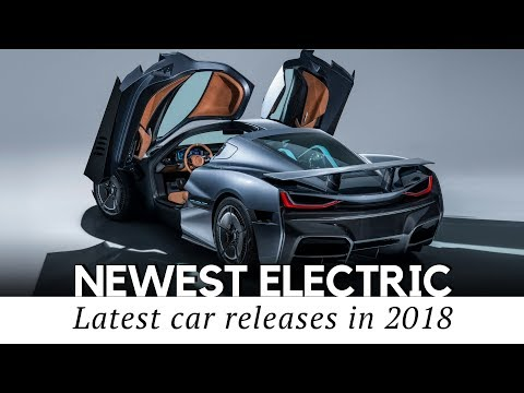 10 All-New Electric Cars that Want to be Better than Tesla (2018 Debuts)