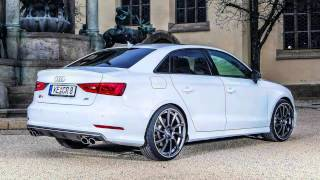 ABT Audi S3 Saloon 2014 Videos