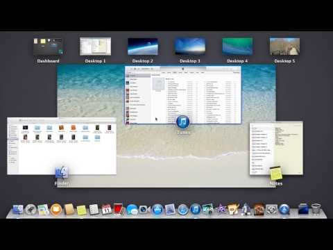 Mac Tutorial for PC Users / Beginners | Doovi