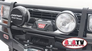 4x4TV Product Review - IPF 900 Dual Beam Light Install Land Cruiser(ARB IPF 900 Dual Beam Auxiliary Light Install on Toyota FZJ80 Land Cruiser - 4x4TV Product Review SEE ALL OUR OVER 150 OTHER VIDEOS ..., 2015-02-21T16:38:54.000Z)