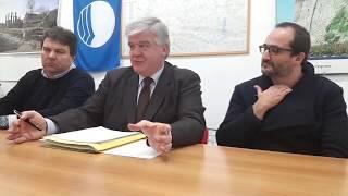Conferenza stampa di replica a Roberti dal centrosinistra dem
