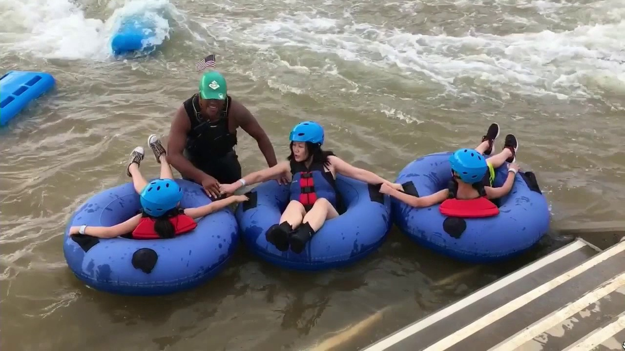 OKC Riversports Floating Films Birthday Parties And Family Discount