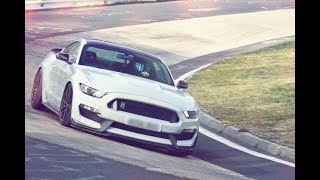 SCREAMING EXHAUST GT350 Nürburgring 8:18 BTG