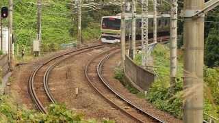 東海道線E231系電車
