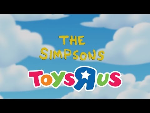 Toys 'R' Us References In The Simpsons (UPDATED)