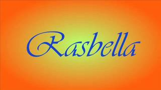 Rasbella Feat  MD   Africa remix  Produced By DJ Moebeno