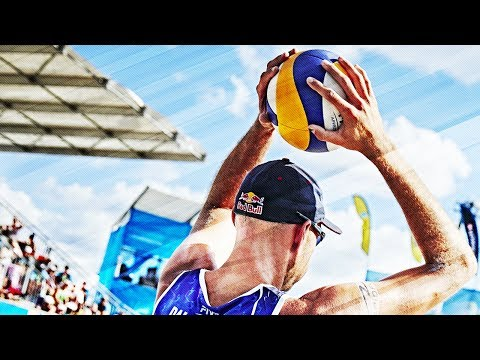 Swatch MAJOR Fort Lauderdale 2017 • Dalhausser - Lucena (USA) / Bruno  - Alison (BRA)