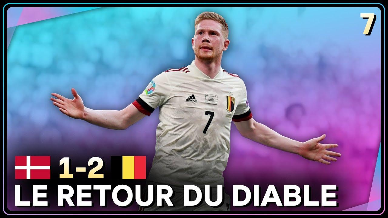 Download 🇧🇪 La Belgique renverse tout ! (Danemark 1-2 Belgique + Mes pronos Euro 2021)