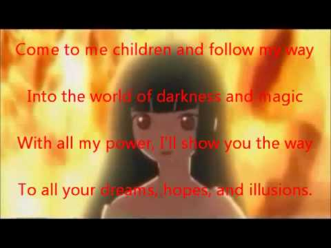 Hell Girl - Magic Melody with lyrics AMV